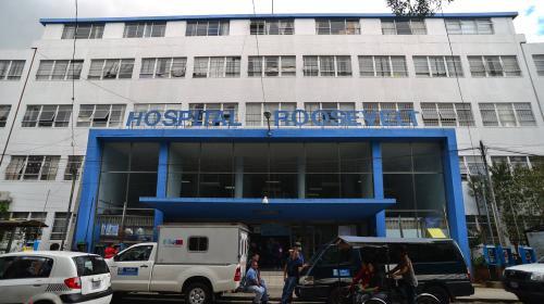 Hospital Roosevelt confirma muerte de 7 bebés por brote de bacteria