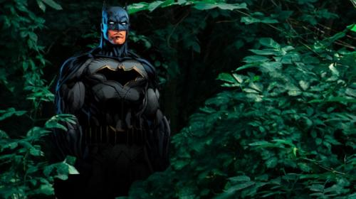 Batman peleó durante el conflicto armado en Guatemala, según un cómic