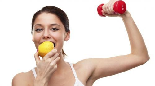 Conoce los alimentos que debes consumir antes de ejercitarte