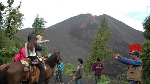 Estudian volcanes de Guatemala para preparar a la población