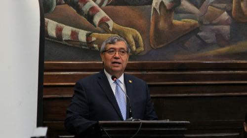 """Vicepresidente Jafeth Cabrera: """"De repente me ponen orden de captura"""""""