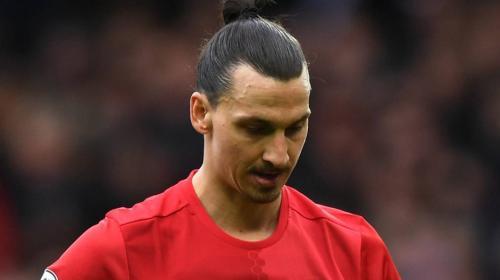 Zlatan Ibrahimovic no renueva contrato con el Manchester United