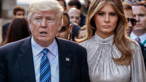 Trump revela intimidades de 12 años de matrimonio con Melania