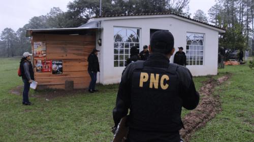 Operativo masivo de domingo: PNC y MP realizan 160 allanamientos