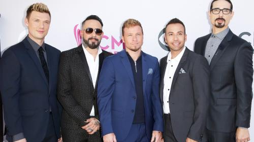 "Los Backstreet Boys y su fallido intento al cantar ""Despacito"""