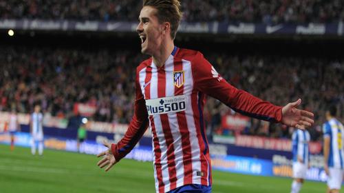 Griezmann renueva con el Atlético de Madrid por 5 años más