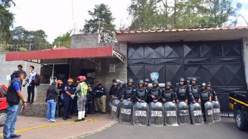 Hogar Seguro: arrestan a subinspectora de la PNC que encontró la llave