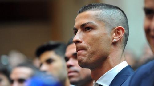 La respuesta de Cristiano Ronaldo a las acusaciones por fraude fiscal