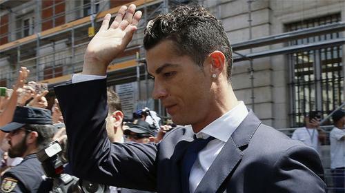 Estas son las cifras del supuesto fraude fiscal de Cristiano Ronaldo