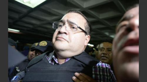 México presenta segunda solicitud de extradición contra Javier Duarte