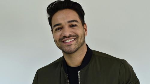 Pedro Cuevas, el guatemalteco que firmó con una disquera mexicana