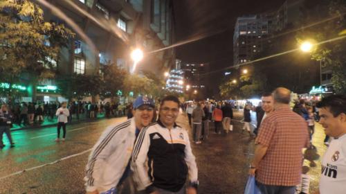 NegociantesDeSalud: el viaje a ver al Real Madrid pagado con sobornos