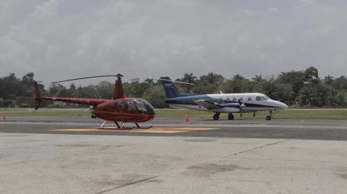 Voluntarios apoyarían hasta con 90 aeronaves para atender emergencias