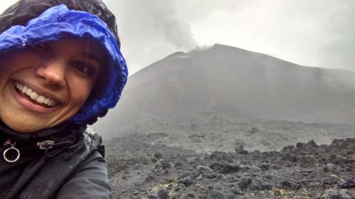 Presentadora mexicana hace un tour por Guatemala y queda impresionada
