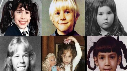 Así lucían de niños estas estrellas de la música