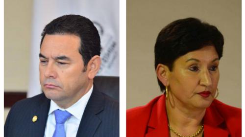 ¿Qué significa para Guatemala la ruptura entre Jimmy y Thelma?