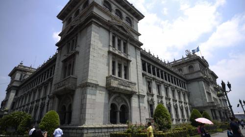 Palacio Nacional sufrió daños por sismo y se desplazó 1.5 centímetros