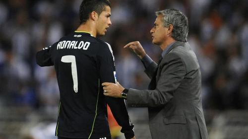 Mourinho no quiere fichar a Cristiano Ronaldo