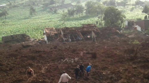 Tragedia en Huehuetenango: deslizamiento deja cinco muertos