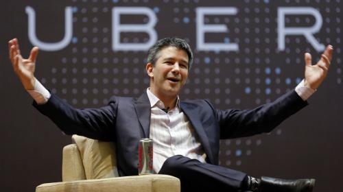 ¿A lo Steve Jobs? Obligan a renunciar a director de Uber