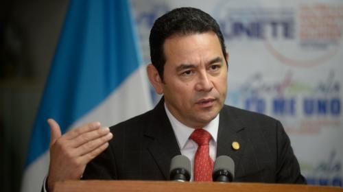 Hogar Seguro: CSJ rechaza antejuicio contra Jimmy Morales