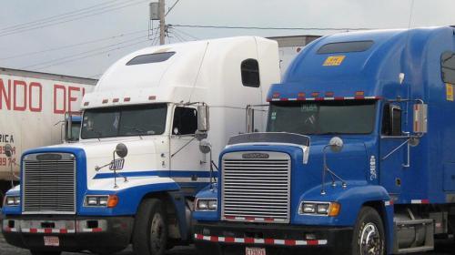 Inicia el paso libre de comercio entre Guatemala y Honduras