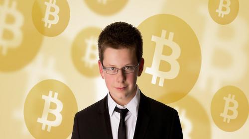 La historia del joven millonario que invirtió en bitcoins