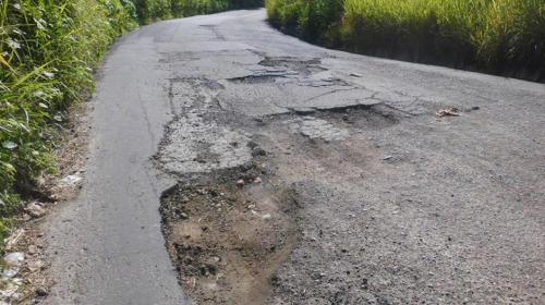 Gobierno ya puede reparar carretera abandonada por Odebrecht