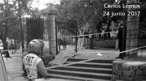 Balacera en el Centro Histórico deja una persona fallecida