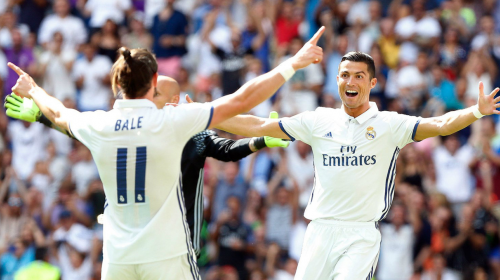 Florentino Pérez traiciona a Cristiano Ronaldo y Gareth Bale