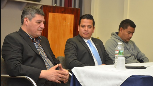 El MP investiga a Marvin Mérida, excomisionado y amigo de Jimmy