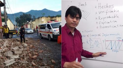 Video viral del supuesto pronóstico de un terremoto en Guatemala