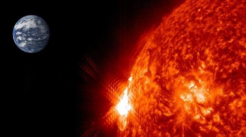 Descubren un extraño fenómeno solar que afecta a la Tierra