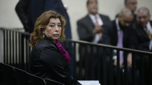 """Anabella De León pide libertad: """"Soy una persona de la tercera edad"""""""