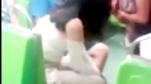 Mexicana se gana el amor de internautas por esta acción en el metro