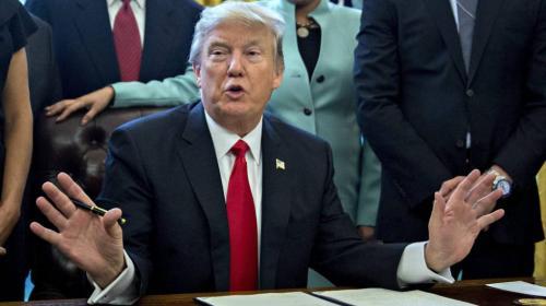 Triunfo para Donald Trump: corte de EE. UU. reactiva veto migratorio