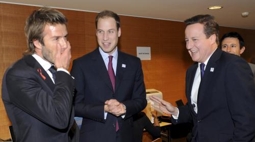 Príncipe Guillermo, salpicado en escándalo de corrupción de la FIFA