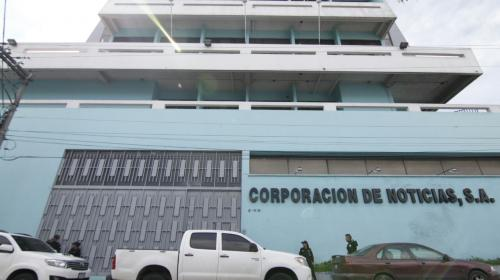 """El Ministerio Público inmoviliza edificio de """"Siglo 21"""""""