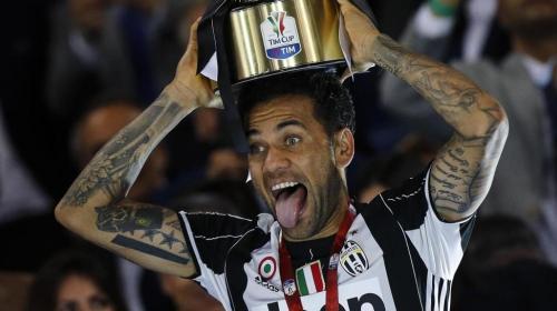 Emotivo mensaje de Dani Alves para despedirse de la Juventus