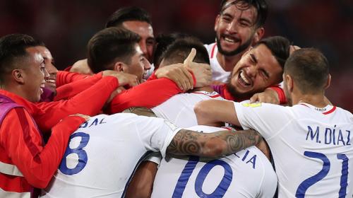 Chile vence en penales a Portugal y avanza a la final