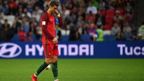 Cristiano Ronaldo abandona la Copa Confederaciones por esta razón