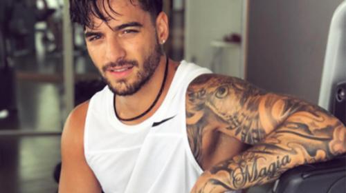 La parte más fea del cuerpo de Maluma horroriza en las redes sociales