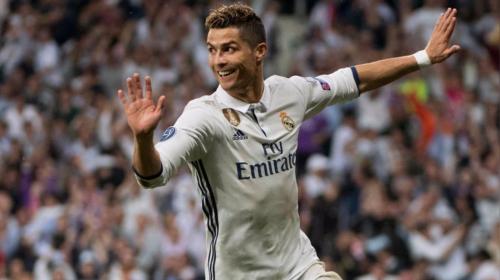 Cristiano Ronaldo publica la primera fotografía de sus hijos