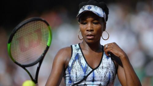 Venus Williams mató a un anciano en un fuerte accidente