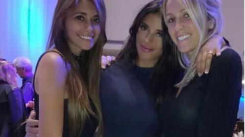 Antonella Roccuzzo también tuvo su fiesta de despedida de soltera