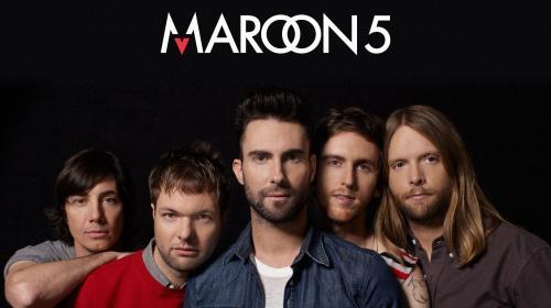 Maroon 5 viene a Guatemala para un concierto