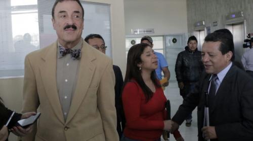 El MP presenta antejuicio contra el diputado Linares Beltranena