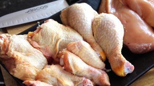 Cuadril de pollo importado aumentará dos quetzales a partir del lunes