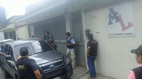 El MP captura a clientes de casa cerrada El Escondite de los Placeres