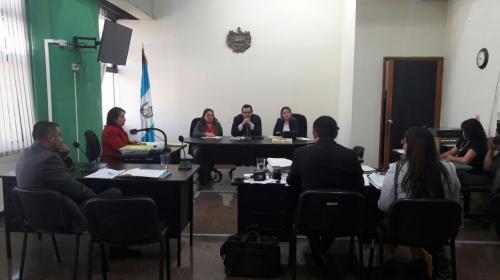 Suspenden 20 días a jueza que no actuó en Hogar Virgen de la Asunción
